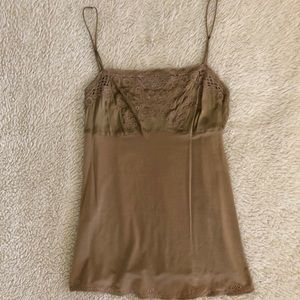 Express Brown Camisole